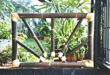 Бамбук поделка своими руками 56